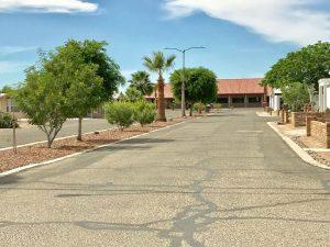 Coyote Ranch - entrance