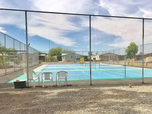 Coyote Ranch - bocce ball courts