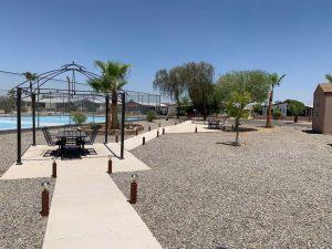 Coyote Ranch - picnic area