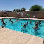 Coyote Ranch - swimming pool